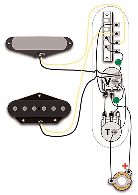 Factory Telecaster Wirings Pt 1, Fender Telecaster Guitar Wiring Diagrams