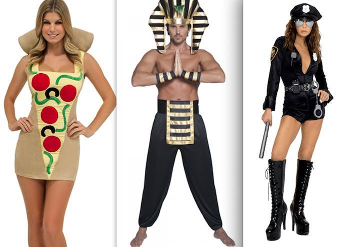this halloween even ellen degeneres is flashing some underboob - Skimpy Halloween Outfits