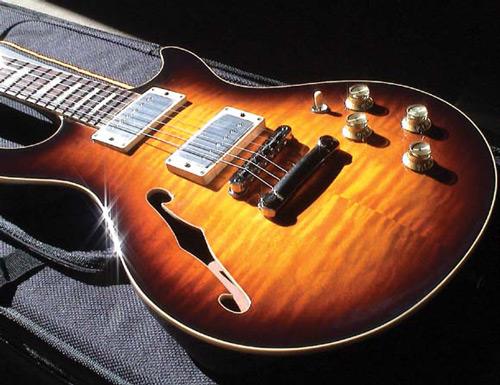 Guitars history profile DanGuitars