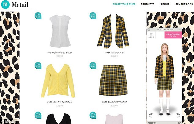 Wear Cher's Clothes from Clueless, Look Like a Total Betty