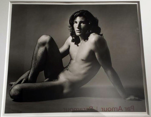 Because It's Almost the Weekend, Here's a Naked Photo of Richard Gere