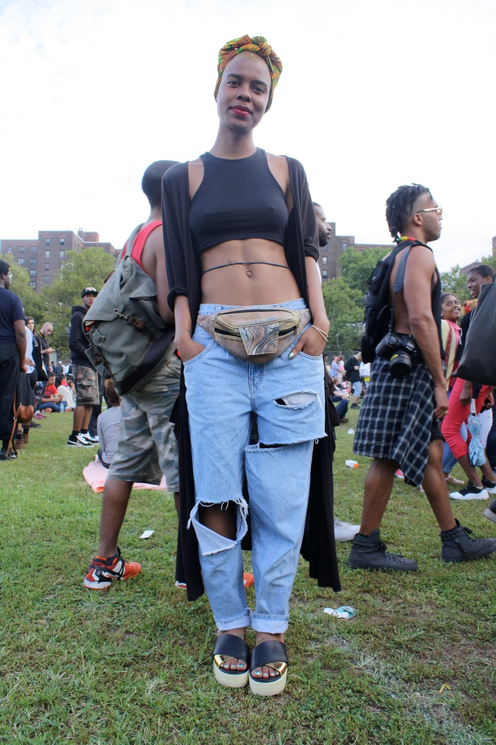 Our 24 Favorite Looks At Afropunk Fest