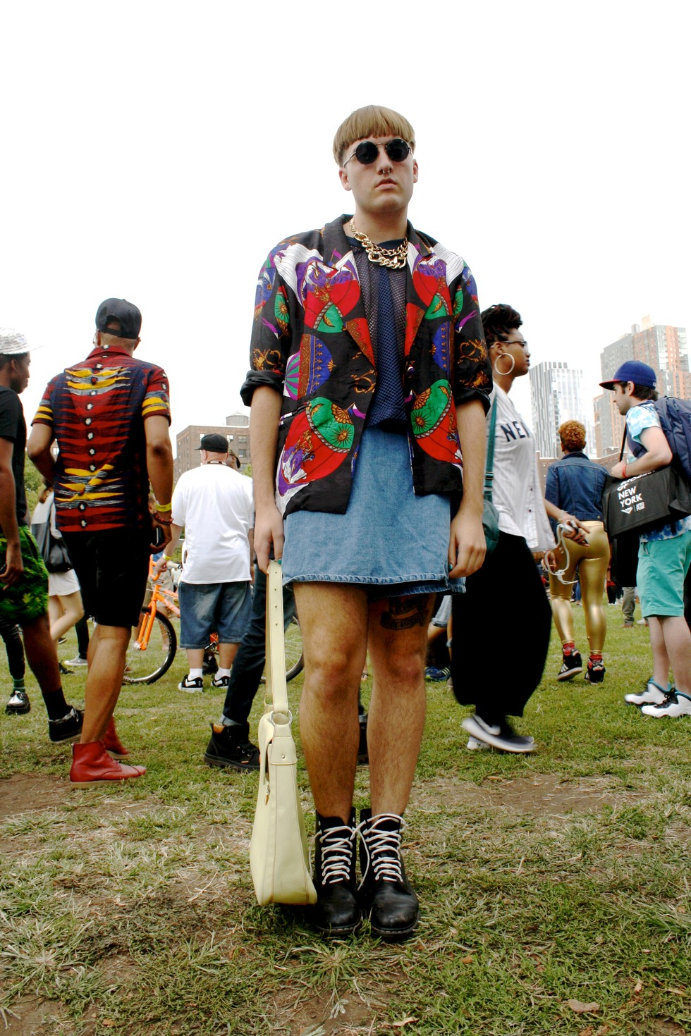 Our 24 Favorite Looks At Afropunk Fest Paper