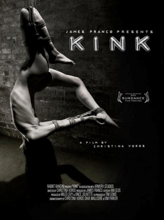 Kink - Magazine cover