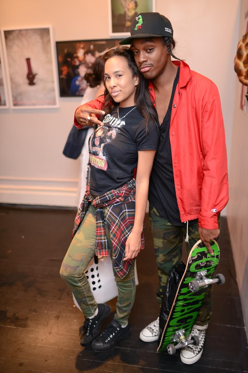 DKNY Art Show