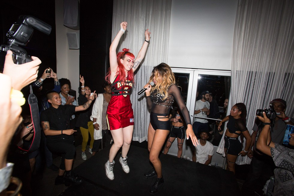 chromat afterparty
