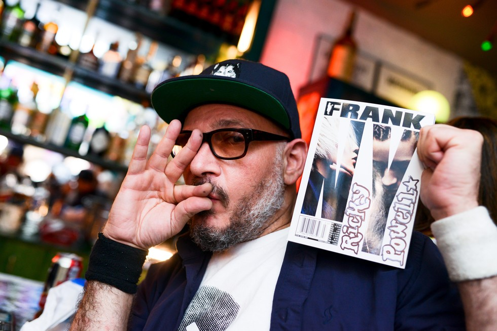 DKNY x FRANK party