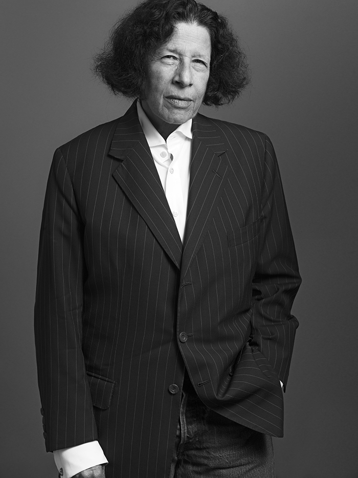 "Fran Lebowitz to Tourists: ""Stay Home"""