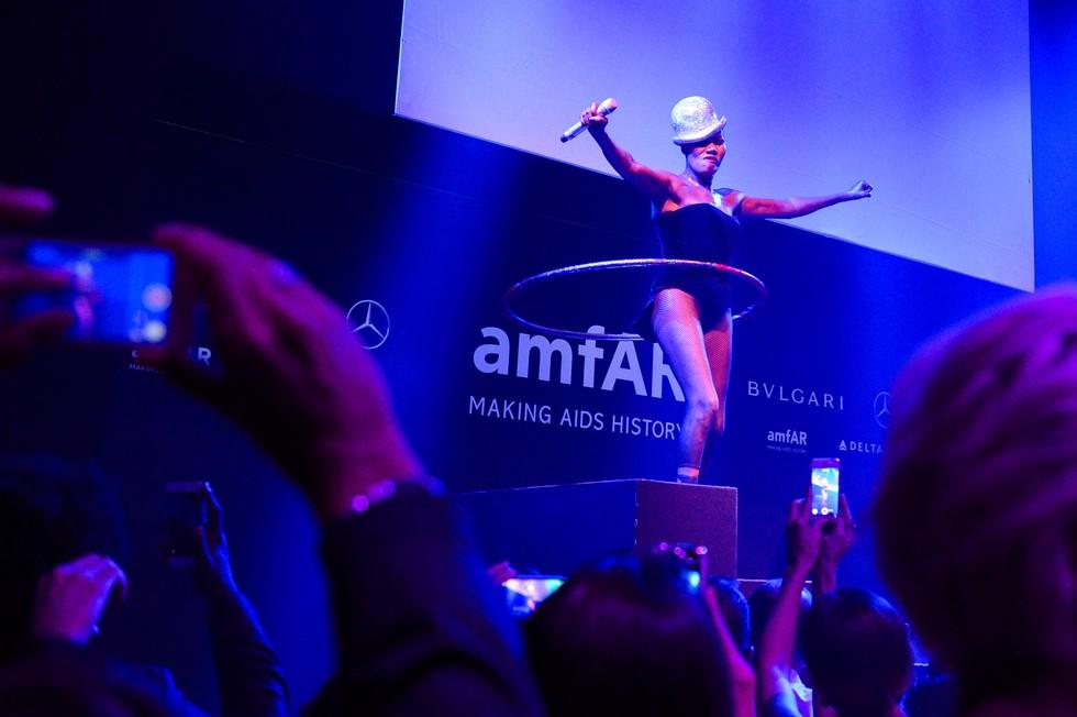 amFar Milan