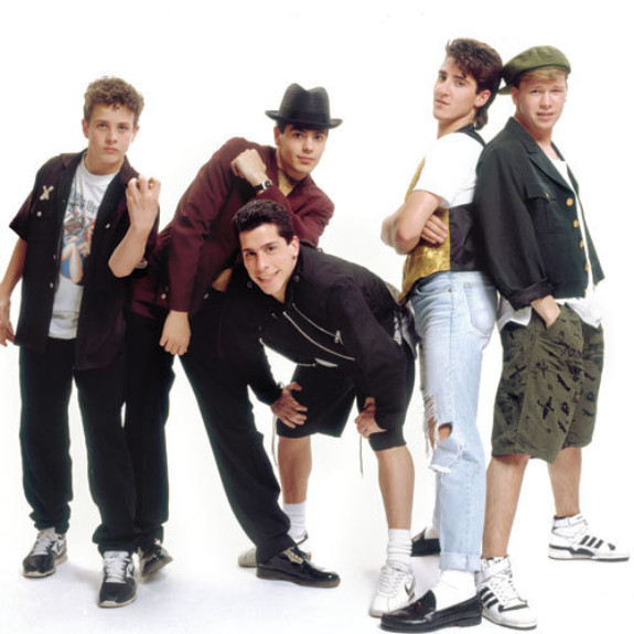 A Brief History of New Kids On the Block's Incomparable ...