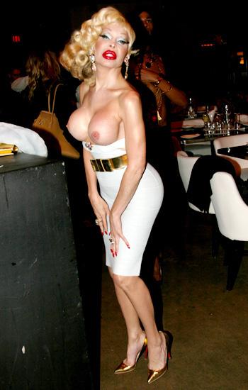 Amanda Lepore Xxx Naked 29