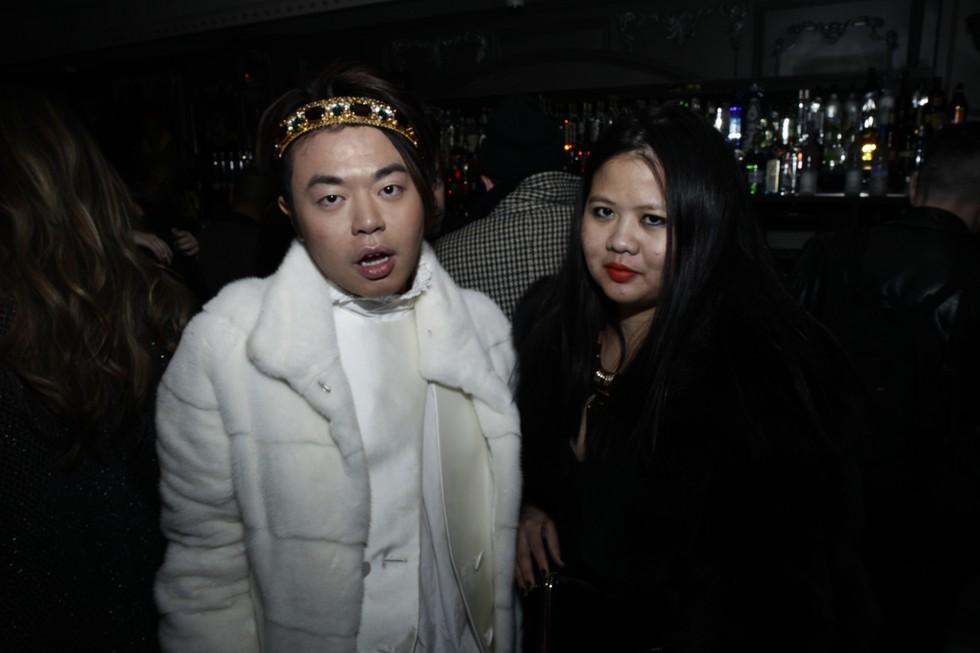 NYNY Party