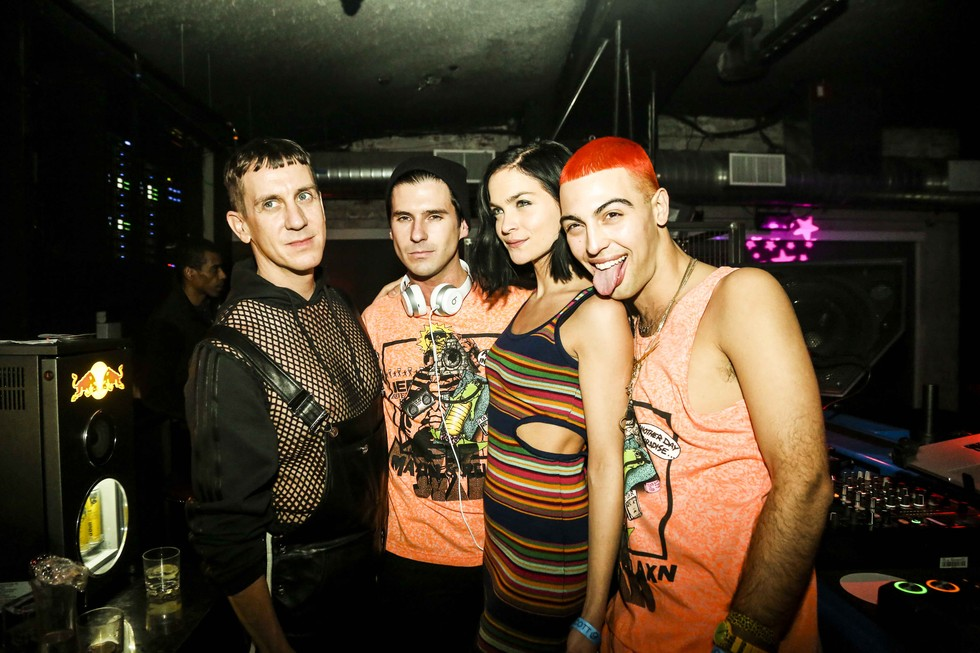 Jeremy Scott Party