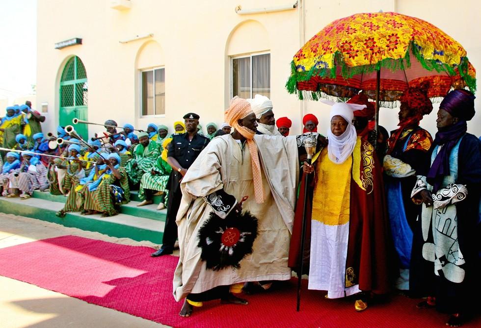 Nigerian Royals