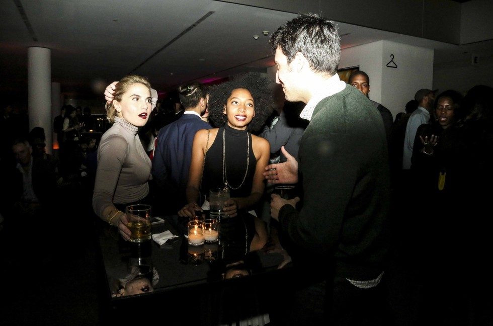 MoMA Armory Party