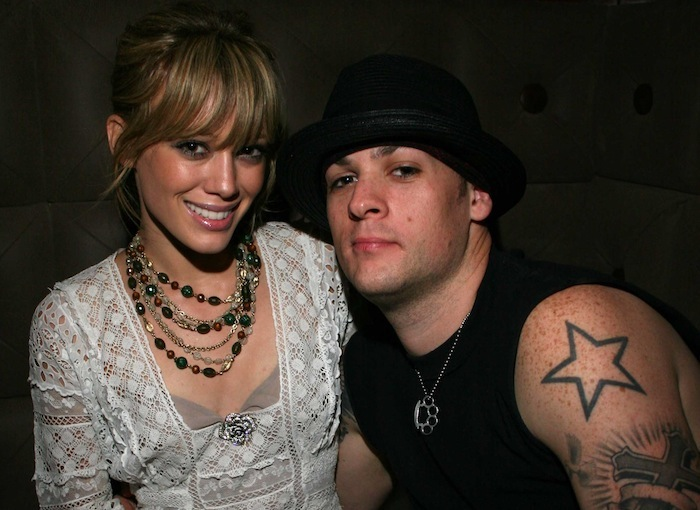 Joel madden dating hilary duff 1