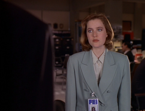 How Dana Scully Is X Files Anti Style Hero Paper