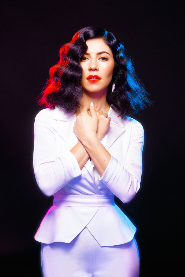 Marina Diamandis Has Some Great Advice For 20 Somethings Papermag