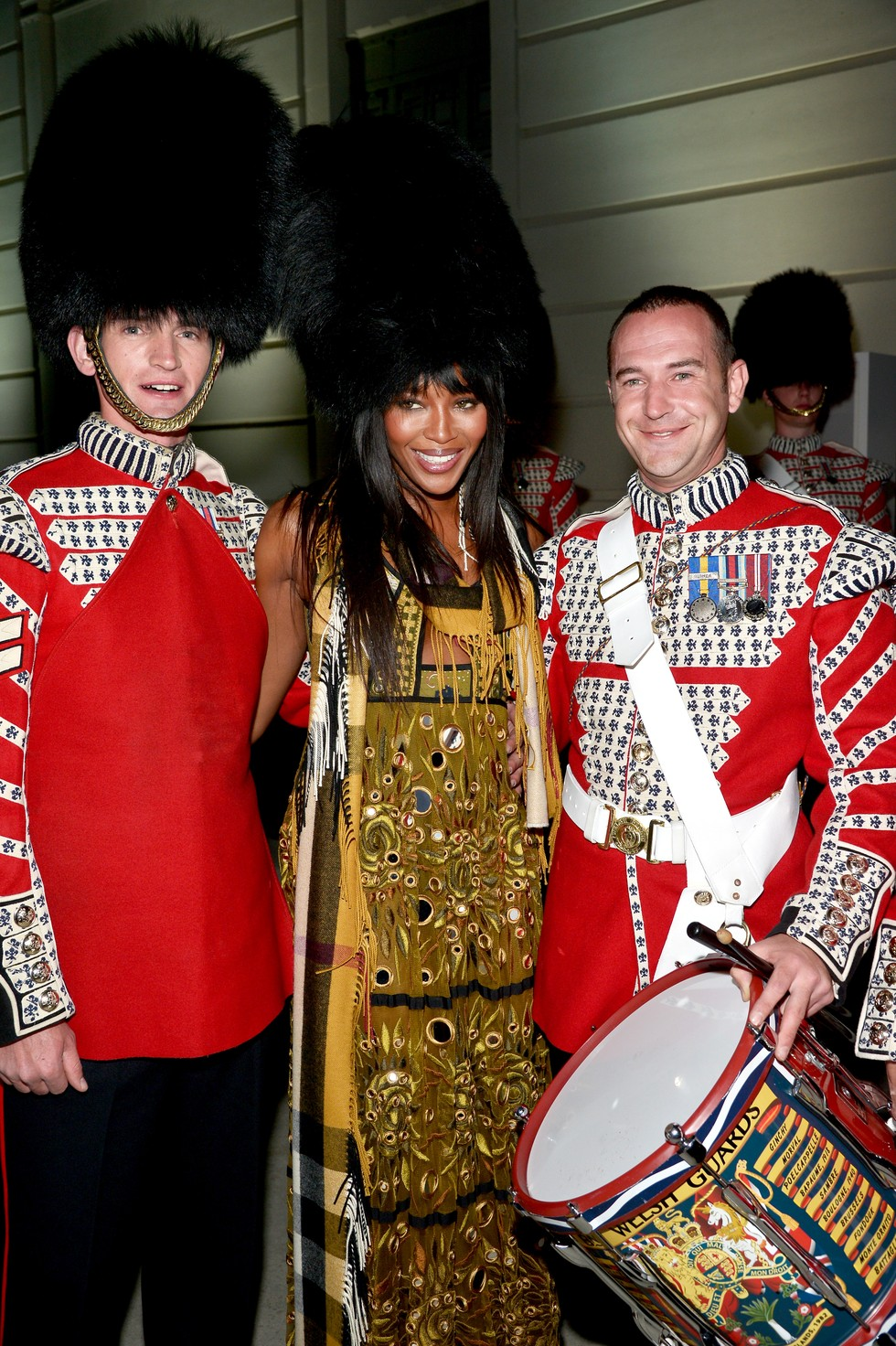 Naomi Campbell, Victoria and David Beckham and More Come Out to Celebrate Burberry in LA