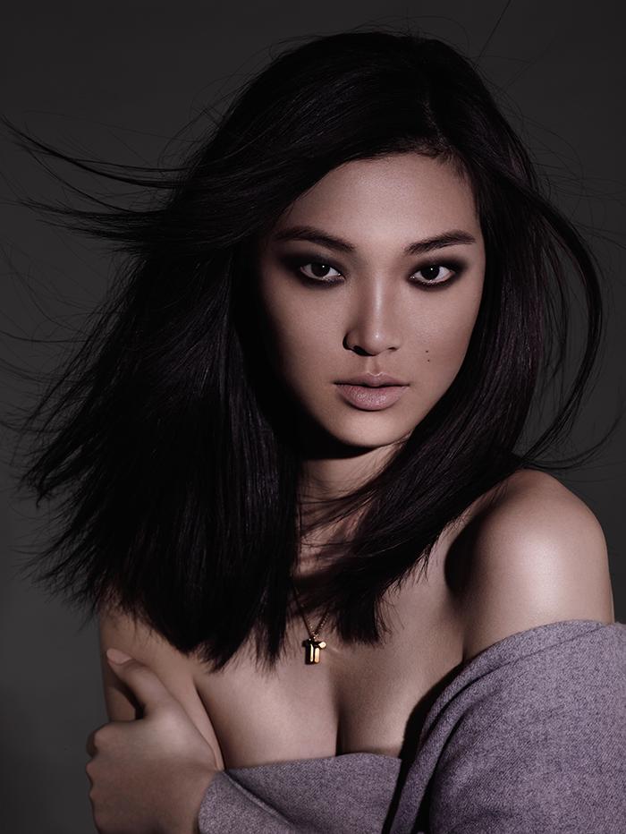 Beautiful central asian women