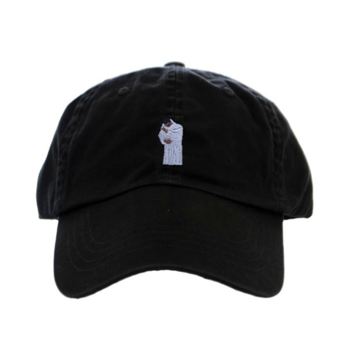 Earlier today The Fader wrote a piece on these Drake-esque caps by stylist