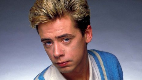 Groovy The 10 Cutest Guys From 1980S New Wave Papermag Short Hairstyles Gunalazisus