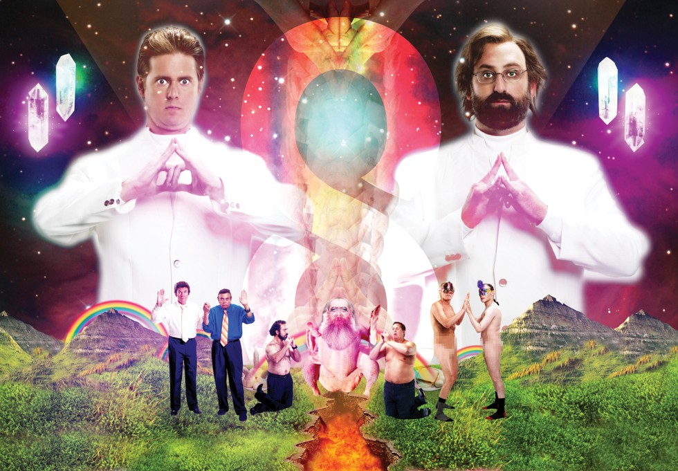 Listen to Your Diarrhea: A Journey Into the Heart of Tim & Eric's ...