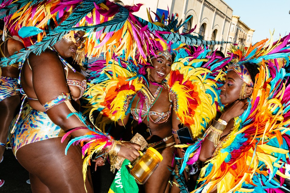 west indian parade