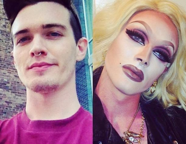 10 drag queens who are the best looking men paper