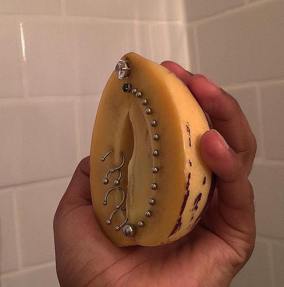 Tiny tits suck fuck