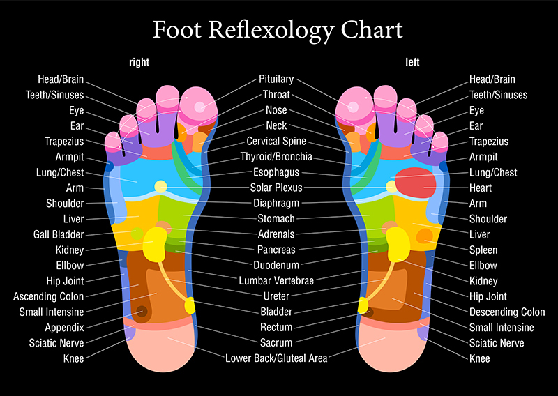 Here S What Happens When You Touch These Pressure Points On Your Feet Higher Perspective