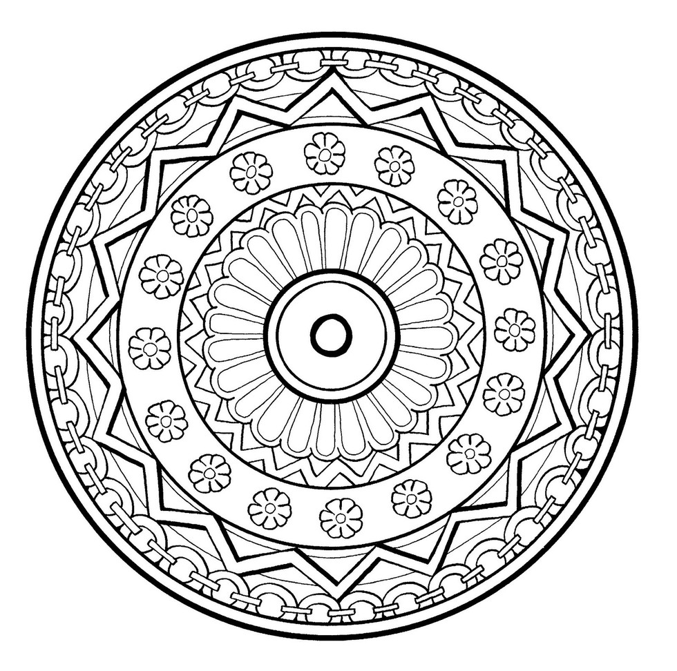 Stress relief coloring pages for kids - Share Using Facebook