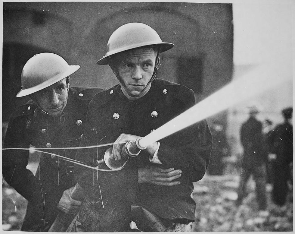 Civilian Services in WW2