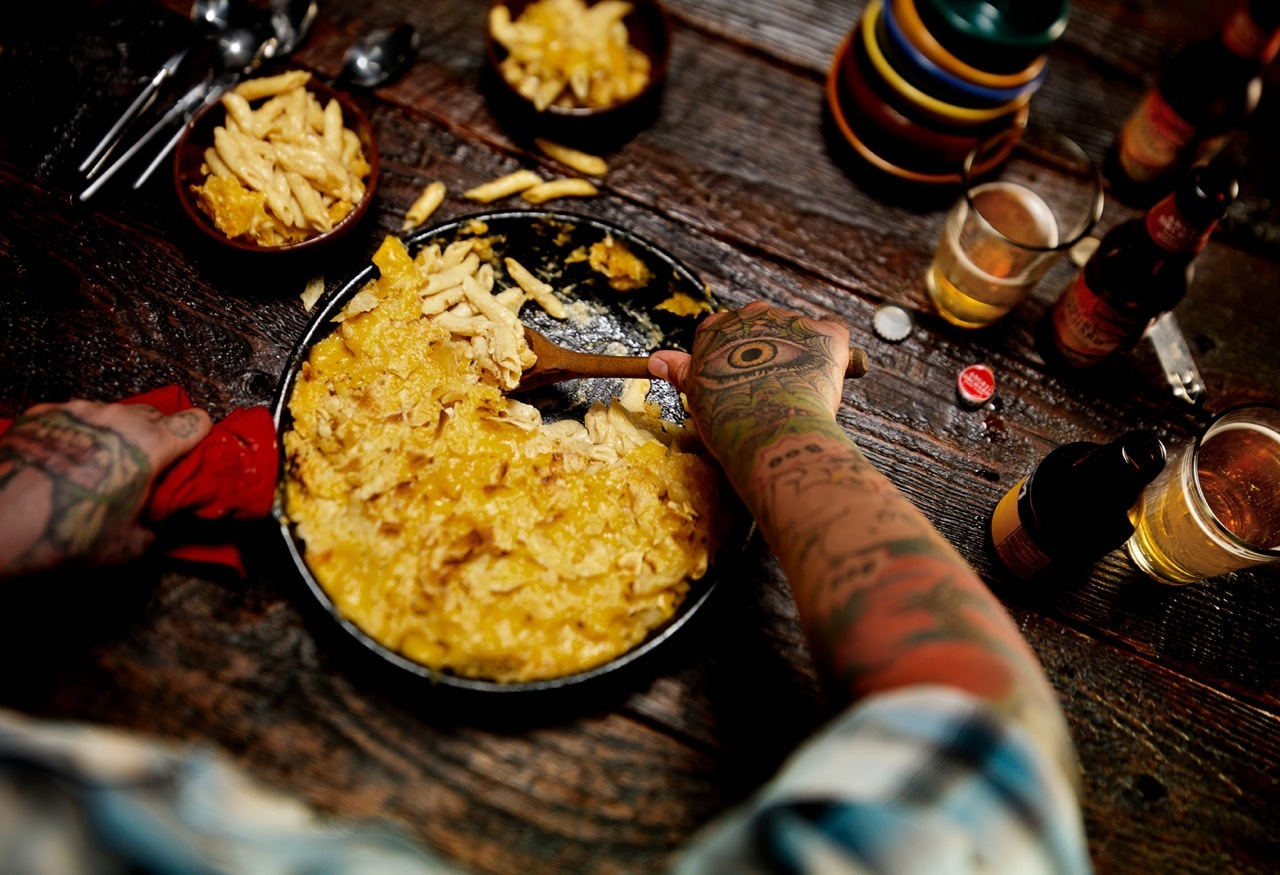 Danksgiving Side Dish Recipe: Mac & Cheese Made With CannaButter