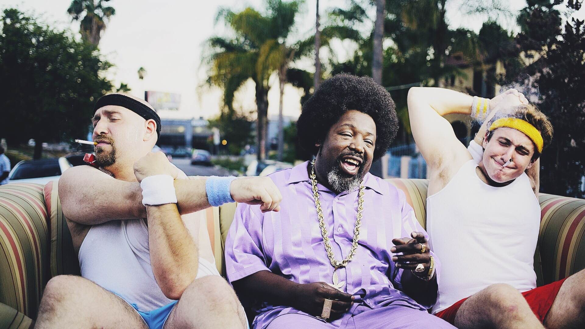 After 15 Years, Afroman Is Back With An Update Version Of 'Because I Got High'