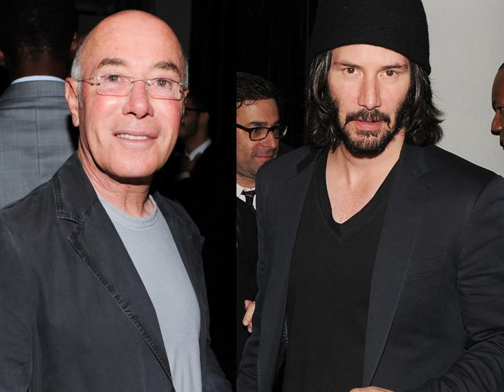 from Giancarlo david geffen keanu reeves gay