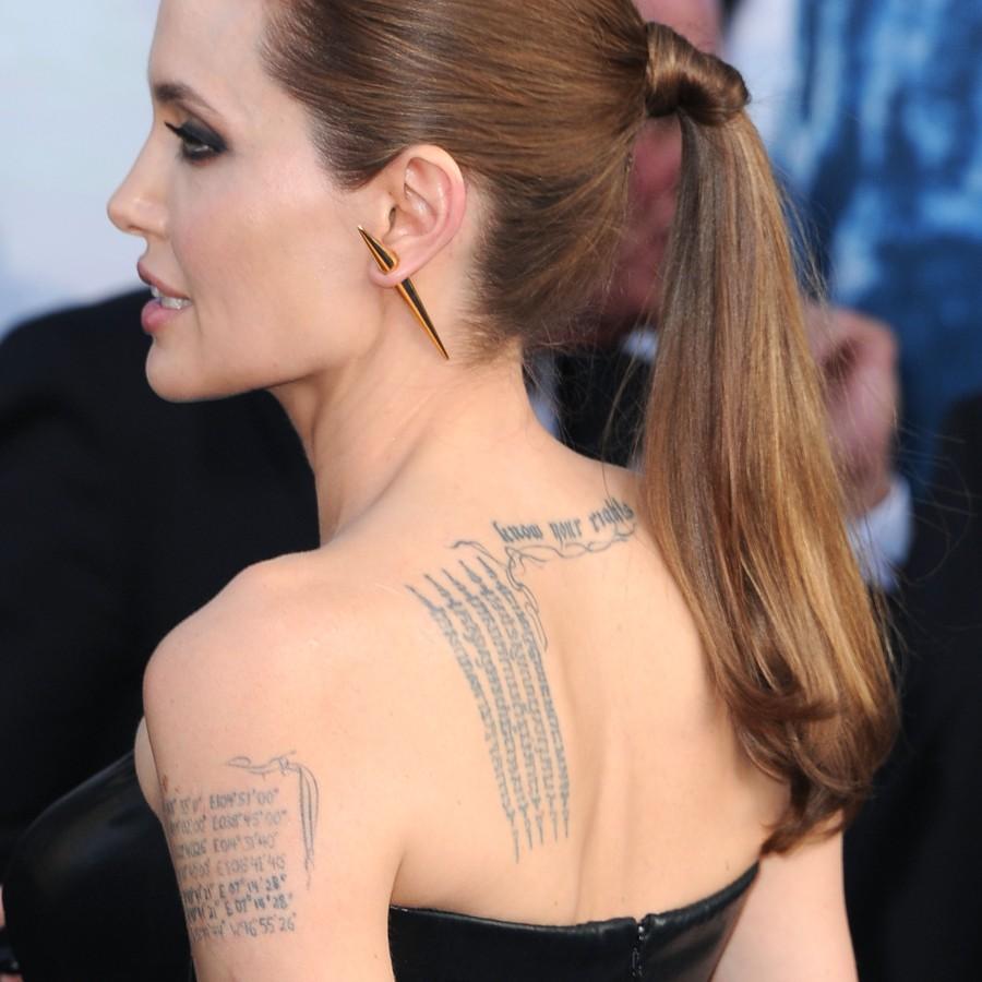 Adele Paradise Tattoo