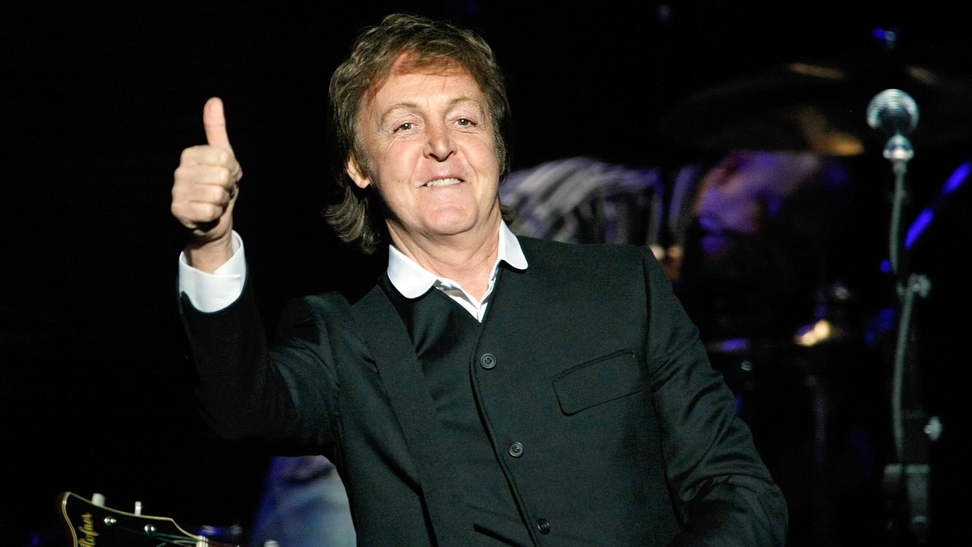 Paul McCartney Talks About Being Arrested For Marijuana