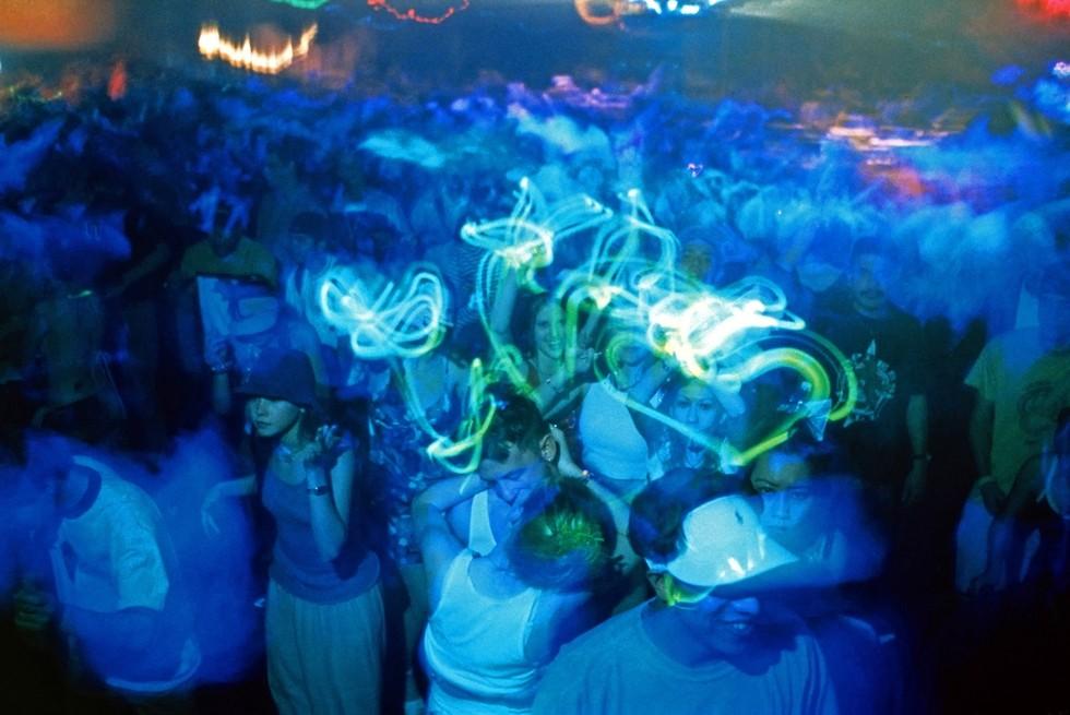 LA Rave Scene