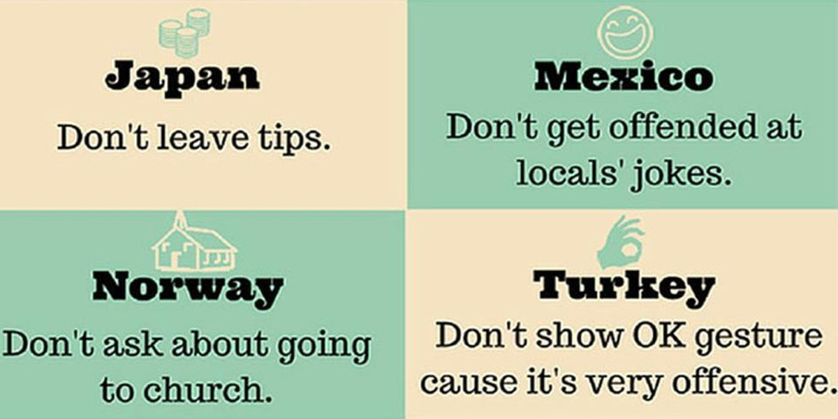 18 Things You Should NEVER Do While Traveling Abroad