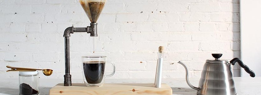 DIY Projects Pour-over Coffee Makers The Snug