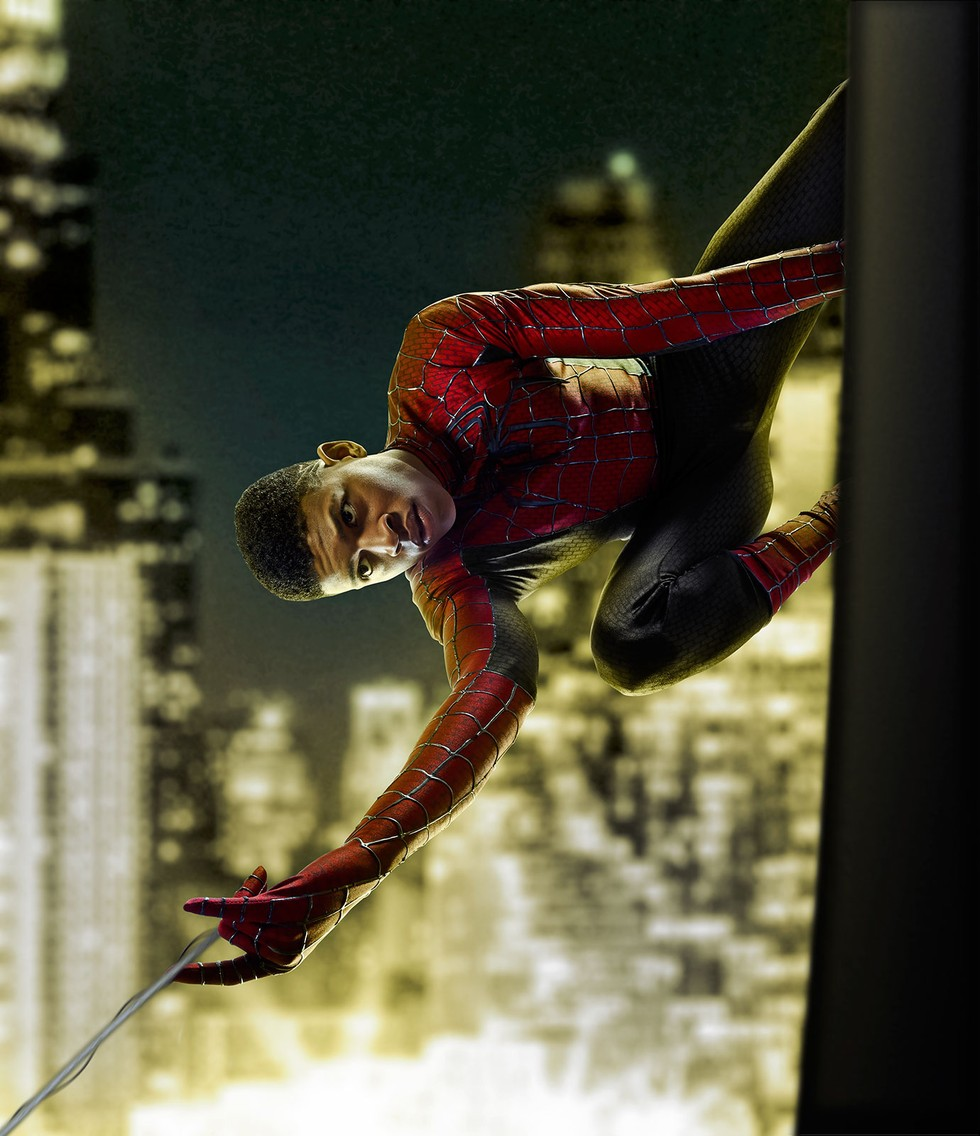 Bryshere Y. Gray Is The Spectacular Spider-Yazz