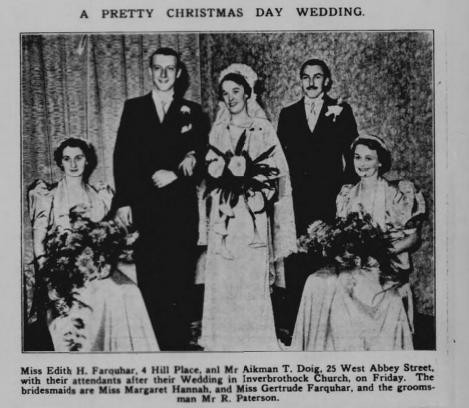 Here S Why There Used To Be So Many Christmas Day Weddings Findmypast Genealogy Ancestry History Blog From