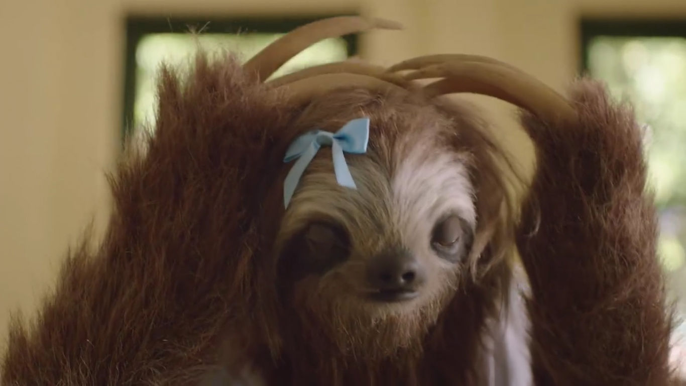 'Stoner Sloth' Campaign Takes Anti-Marijuana Effort Beyond Ridiculousness