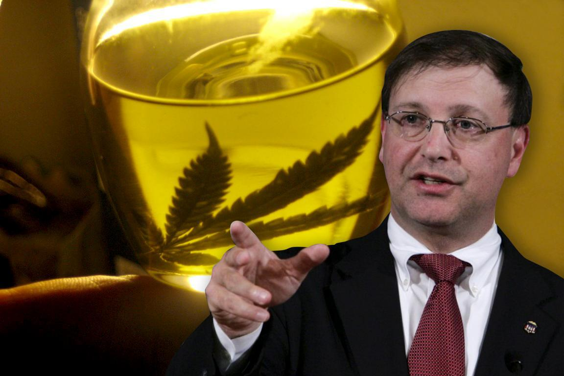 The DEA Just Eased Up On Requirements For Cannabis Drug Research