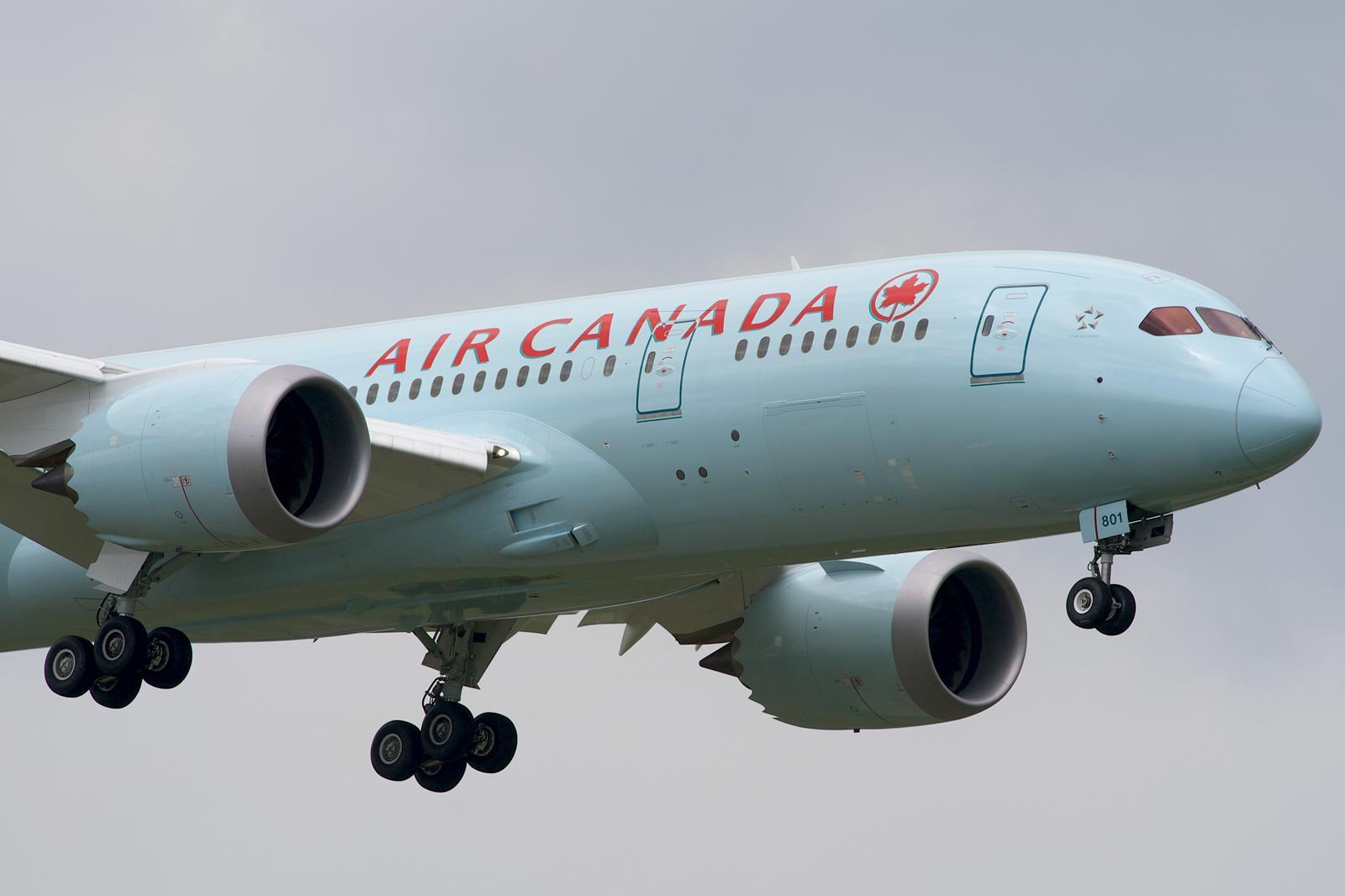 Canadian Man Feels A New Kind Of 'Chronic Pain' After Air Canada Refuses To Let Him Fly With Medical Cannabis