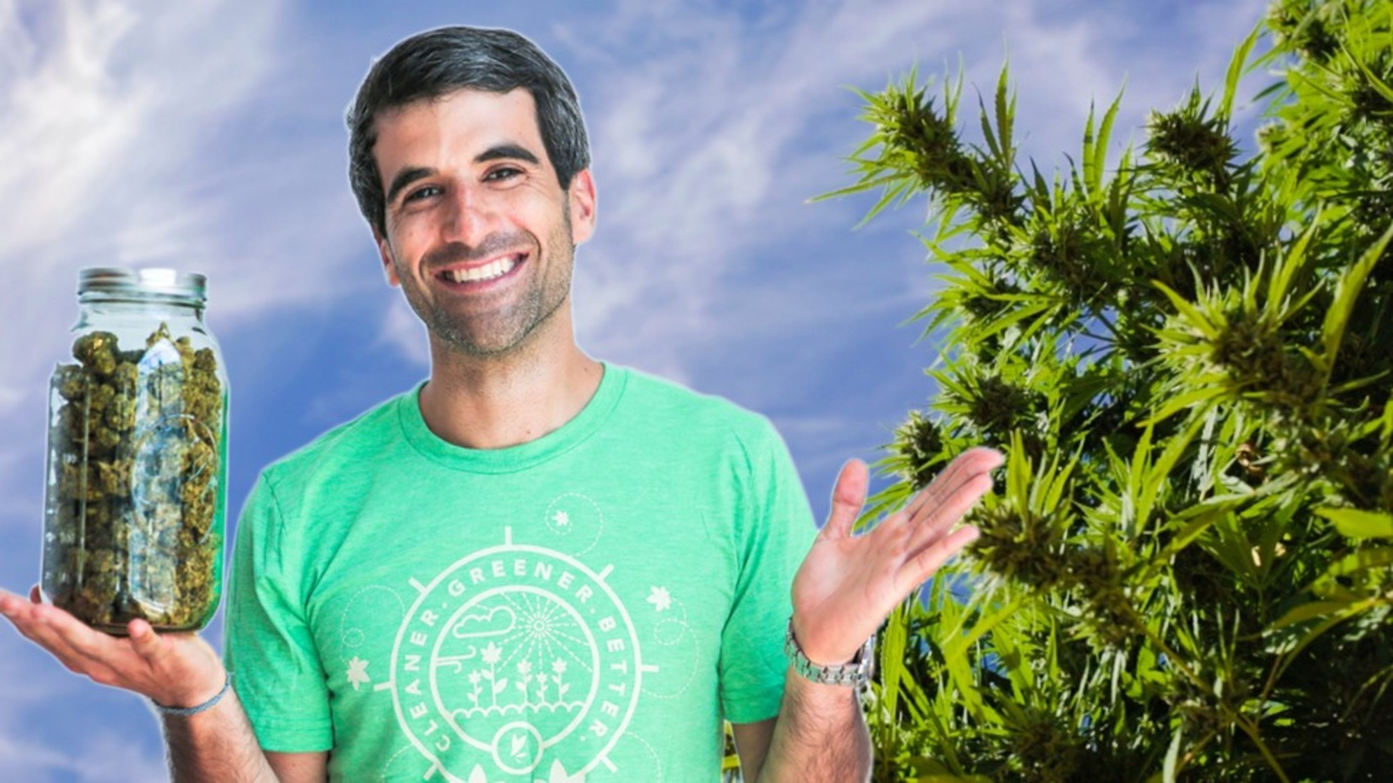 Meet The Former NASA Engineer Who Wants To Create The 'Whole Foods' of Weed