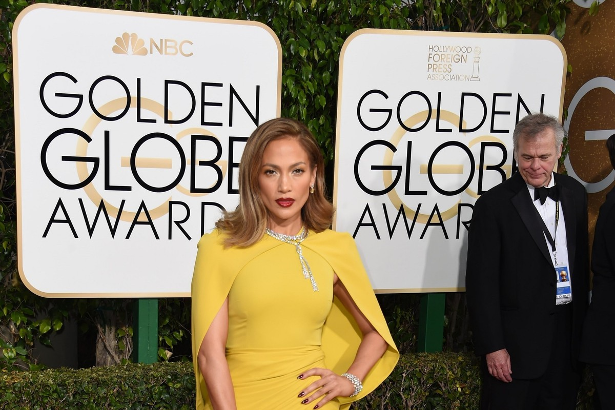 Rating the Celebrity Fashion at the Golden Globes