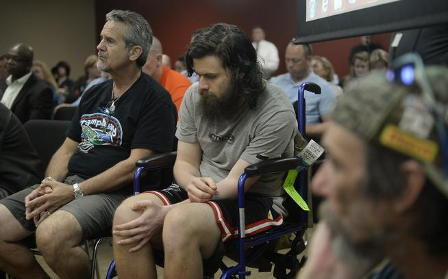 Colorado Rejects Medical Marijuana For Treating Veteran's PTSD...Again