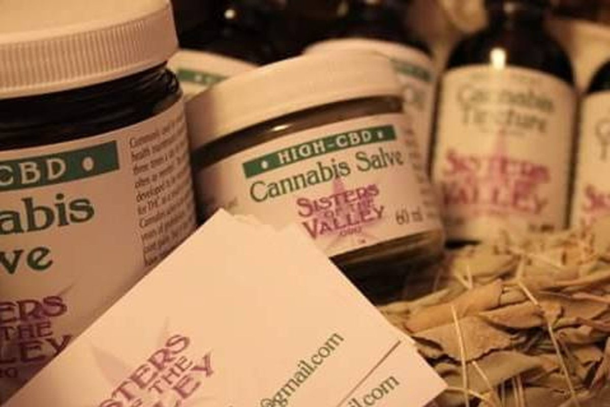 These California Nuns Are Fighting The Government For Their Right To Grow Weed